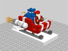 How to Build LEGO Christmas Tree Ornaments (+ Darth Vader, iPad & More!)