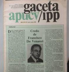 #UCV comenzó el Año Jubilar por el Centenario del Nacimiento de Francisco De Venanzi @asovac.caracas @apucv @cdch_ucv @saberucv