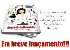 oneconsultoriasr.com.br Ebook Secretária Remota  Secretariado Remoto