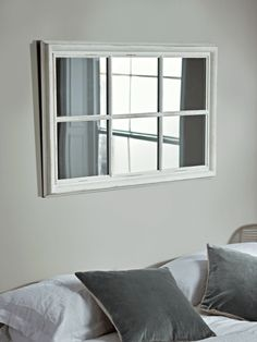 Rectangular Window Mirror