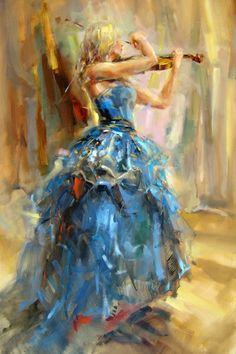 Anna Razumovskaya - Dancing with a Violin II