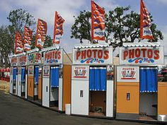 Photobooth Locations Around the World: always have to love the photobooths