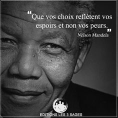 Joies et peurs Nelson Mandela Positive Vibes, Positive Quotes, Motivational Quotes, Inspirational Quotes, Daily Quotes, Book Quotes, Life Quotes, Writing Skills, Writing A Book