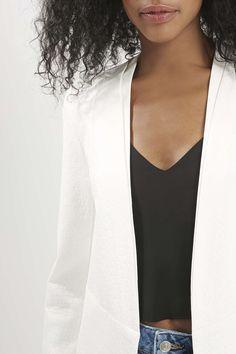 Photo 5 of Geometric Textured Blazer