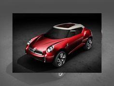 MG Icon Concept, el pequeño crossover de la firma británica.