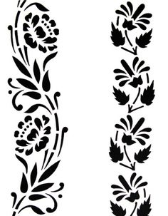 Индийские мотивы Stencil Templates, Stencil Patterns, Stencil Art, Stencil Designs, Motif Arabesque, Cnc Cutting Design, Floral Embroidery Patterns, 3d Laser, Flower Template