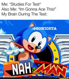 101 Best Funny Sonic The Hedgehog Memes Images Memes Sonic Popular Memes