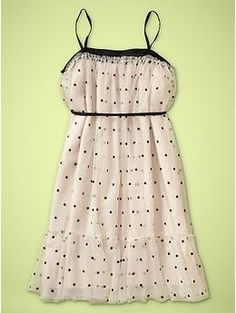 little white and black dress for your little rockstar