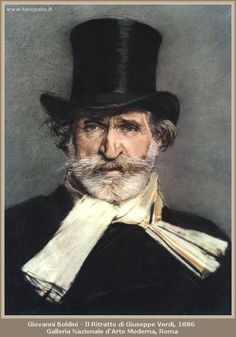 Boldini - Giuseppe Verdi