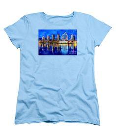 Women's T-Shirt (Standard Cut) - Vancouver British Columbia Canada