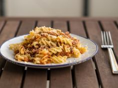 Vegetarian: Bolognese Sauce with Mushrooms (recipe in German - tell me if you need it translated into English :)