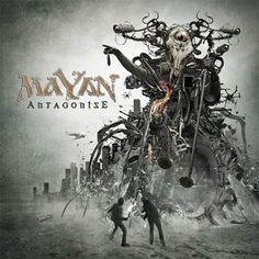 MAYAN release list of tracks and new album cover art   more news>>>http://metalbleedingcorp.blogspot.com/2013/10/mayan-release-list-of-tracks-and-new.html