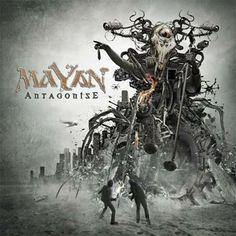 MAYAN release list of tracks and new album cover art   more news>>>http://metalbleedingcorp.blogspot.com/2013/10/mayan-release-list-of-tracks-and-new.html