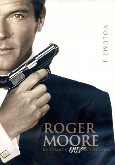 James Bond 007 - Roger Moore Ultimate Edition - Volume 1 DVD ~ Roger Moore  007, http://www.amazon.com/dp/B00AOQ8714/ref=cm_sw_r_pi_dp_WGvLrb1T837BK