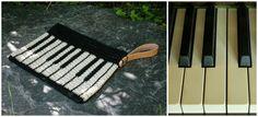 Kalalangasta virkattu pianopussukka
