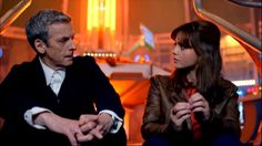 Doctor Who: Jenna Coleman on the Future of Clara Oswald