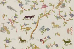 Chelsea Editions Mythical Creatures, Kit Kemp for Chelsea Textiles