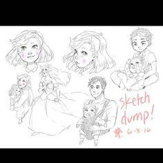Sketch dump! #starvstheforcesofevil #svtfoe #starco
