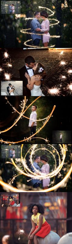 FREE DOWNLOAD: Get our most popular Sparkler Overlays from Summerana!