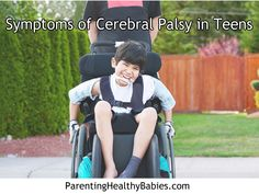Do you feel that your child's symptoms are some of those associated with Cerebral Palsy, like speech disorders,too fluffy or too stiff muscles?  Here are some Unforeseen Symptoms of Cerebral Palsy in Teens! #cerebralpalsy #cerebralpalsycauses #cerebralpalsysymptoms