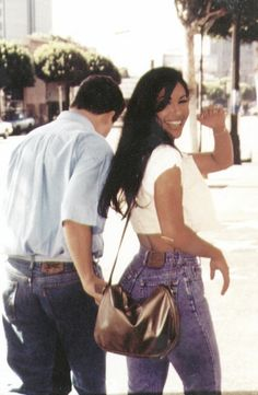 Gonna love Selena forever for teaching me that it was okay to look exactly like I did (dark hair, eyes practically closed, big butt) and that it was damn attractive.