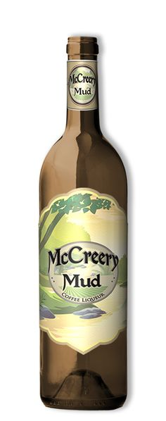 McCreery Mud Coffee Liqueur