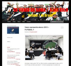 Site Vasco da Gama - FUTEBOL 7