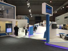 AT&T stand at MWC 2016