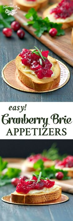 These Easy Cranberry