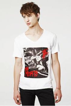 The misfits    Band t-shirt