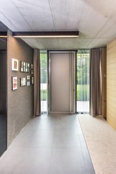 8 best corner window images on Pinterest | Corner windows, Facades Large Modern Home Design Tec Html on