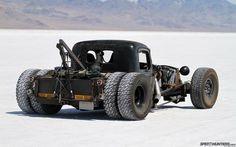 Tow Truck Rat Rod