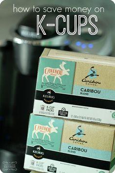 Keurig K Cups Discounts