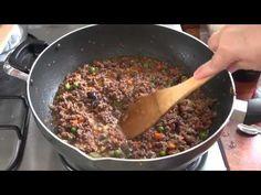 Empanadas de Carne al Horno - YouTube
