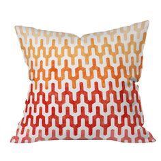 I pinned this Arcturus Warm 1 Pillow from the DENY Designs event at Joss and Main!