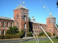 Old Belding Silk Mill, Petaluma CA by KellyManningPhotography, via Flickr