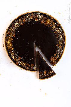 Tarta de caramelo y ámbarelo-4