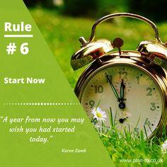 Rule #6