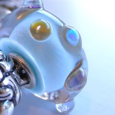 "Trollbeads Autumn 2012: ""Blue Moonstone""..."