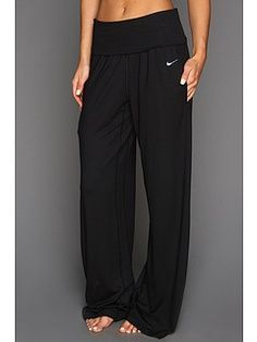 Nike Yoga Pants - these look so comfy! | dainty-fashion