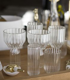FFERRONE | GLASSWARE. Aesthetically stunning and uniquely crafted glassware