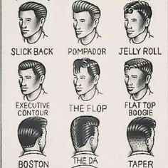 Which one are you? Mr. Rockabilly