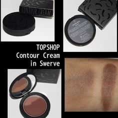 MichelaIsMyName: TOPSHOP Contour Cream in Swerve REVIEW