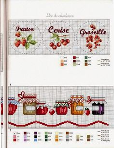 Thrilling Designing Your Own Cross Stitch Embroidery Patterns Ideas. Exhilarating Designing Your Own Cross Stitch Embroidery Patterns Ideas. Cross Stitch Fruit, Cross Stitch Kitchen, Cross Stitch Love, Cross Stitch Borders, Cross Stitch Charts, Cross Stitch Designs, Cross Stitching, Cross Stitch Embroidery, Embroidery Patterns