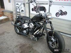 harley davidson bobber | 1951 Harley Davidson BOBBER Motorcycle Chopper/Cruiser photo
