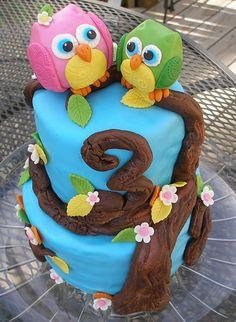 Rick n Kendra wedding cake ;)