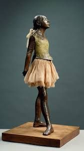 Afbeeldingsresultaat voor bronzen beeldje degas