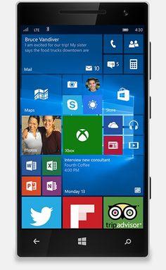 #Windows10Mobile ya está disponible #Actualiza tu #WindowsPhone #Windows10Mobile ya se puede usar en los #Smartphones compatibles con #Windows 8.1.