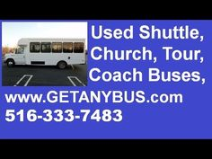 Used Church Vans And Buses For Sale by NY Dealership | Call CHARLIE @ 516-333-7483 | 2009 Ford E450 25 Passenger Shuttle Bus For Sale