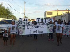 DE OLHO 24HORAS: Manifestação pede celeridade na prisão do assassin...